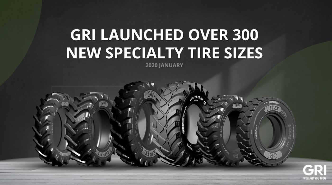 GRI's Specialty Tire Plant Turns Three Image