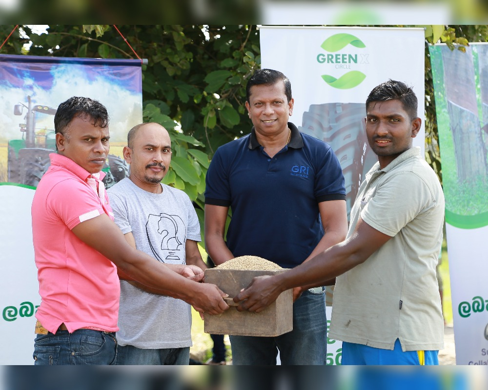 GRI's GREEN X Circle connects Rubber and Crop Farmers in Sri Lanka Image