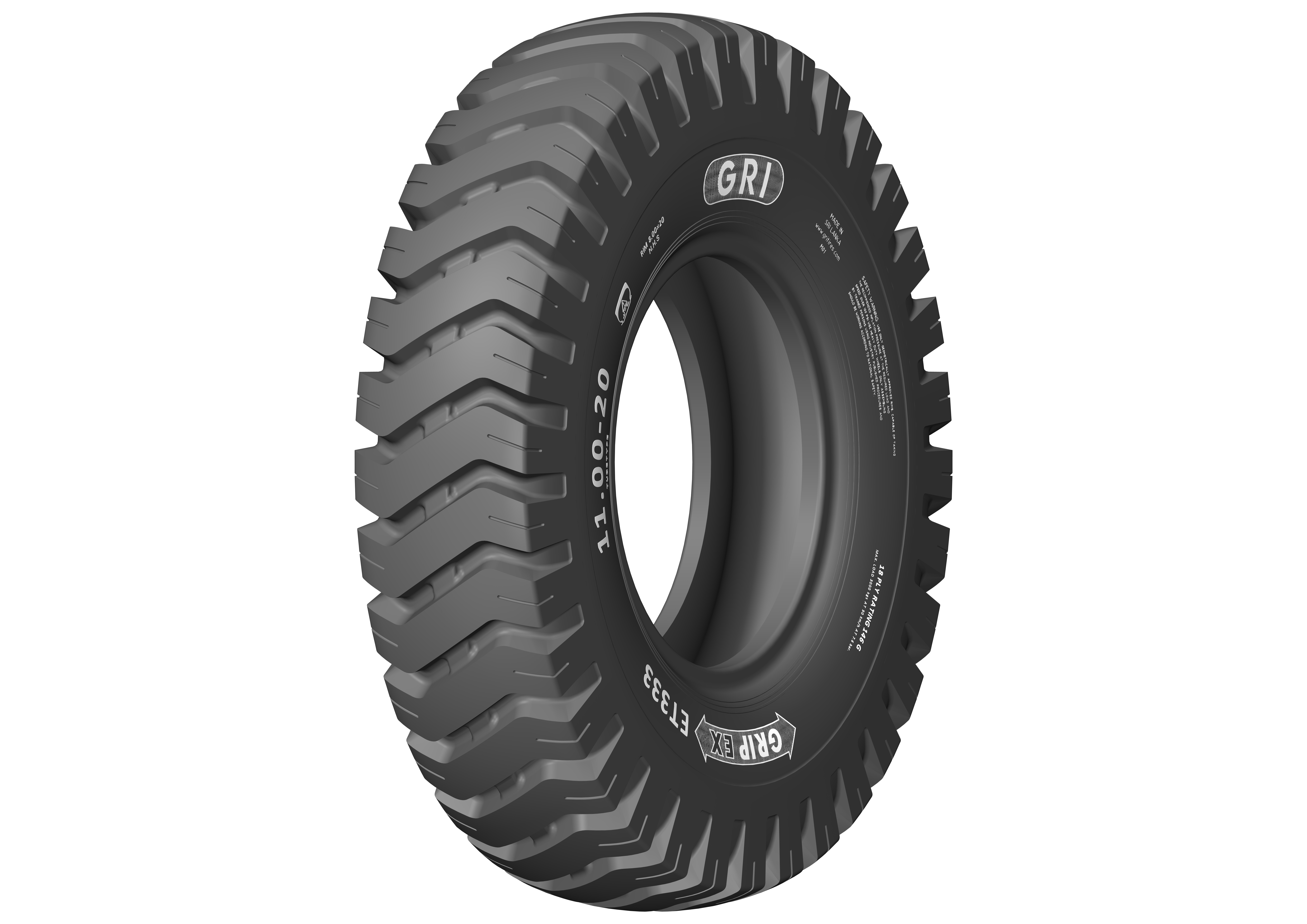 GRI Introduces New Specialty Tires Image