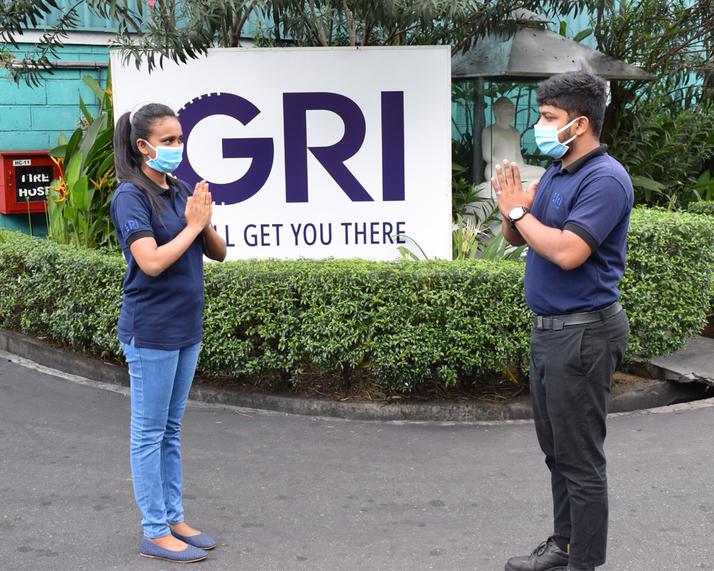 GRI Puts Safety at the Fore in Sri Lanka Production Plants Image