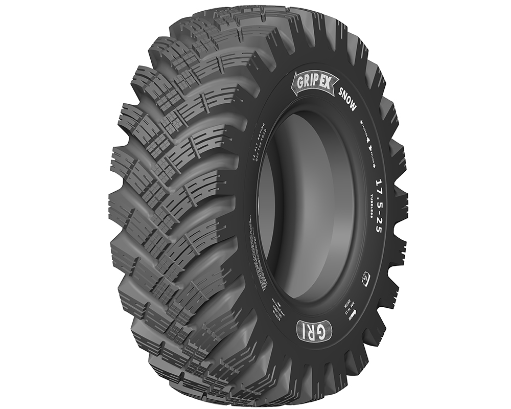 GRI Develops Sri Lanka's First Off-The-Road (OTR) Winter Tire for Japan Image